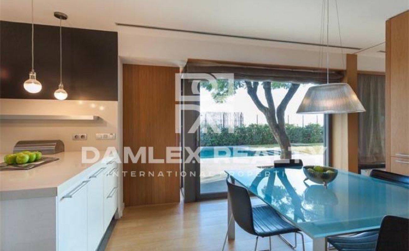 Unique design villa in Costa Maresme