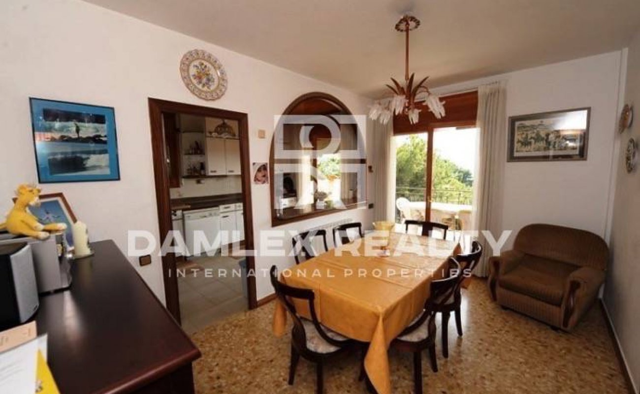 House with panoramic sea views in Castelldefels. Costa Garraf