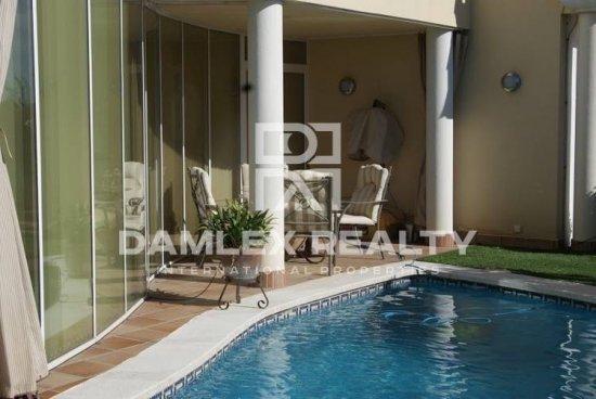 Luxury villa near the beach in Costa Maresme