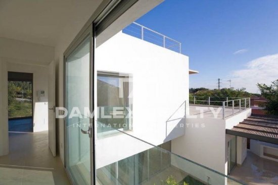 New villa on the Costa Maresme