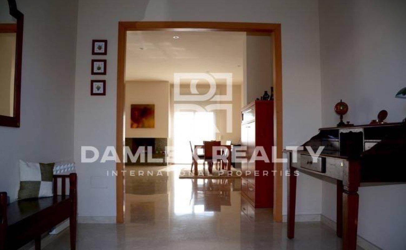 Villa in one of the best urbanization of Costa Maresme