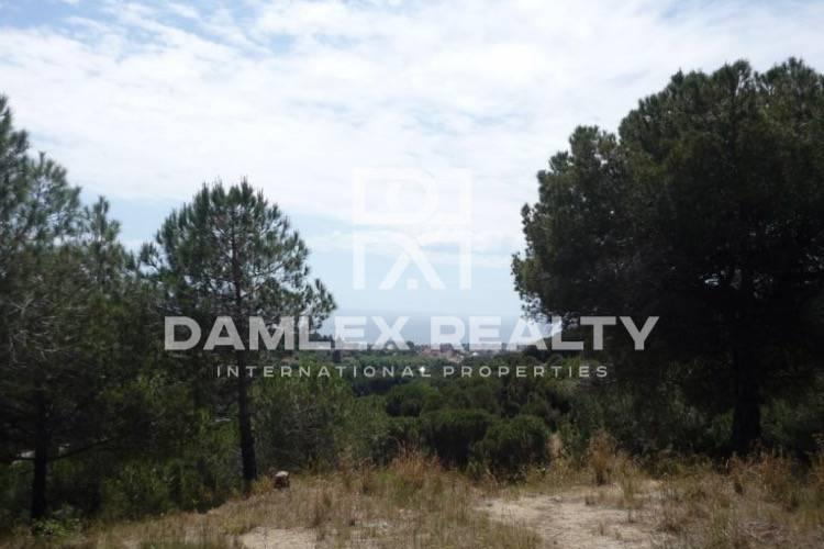 Land for construction in Costa Maresme