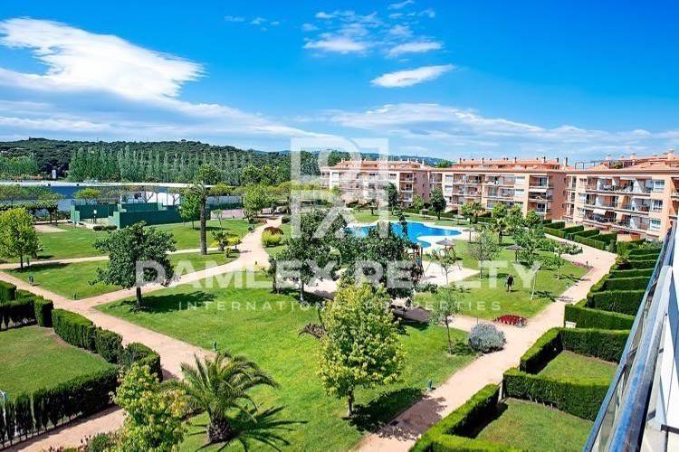 Beautiful apartments in the town of Playa de Aro on the Costa Brava