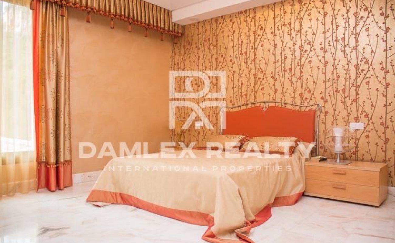 Luxury villa in the exclusive town of Costa Brava