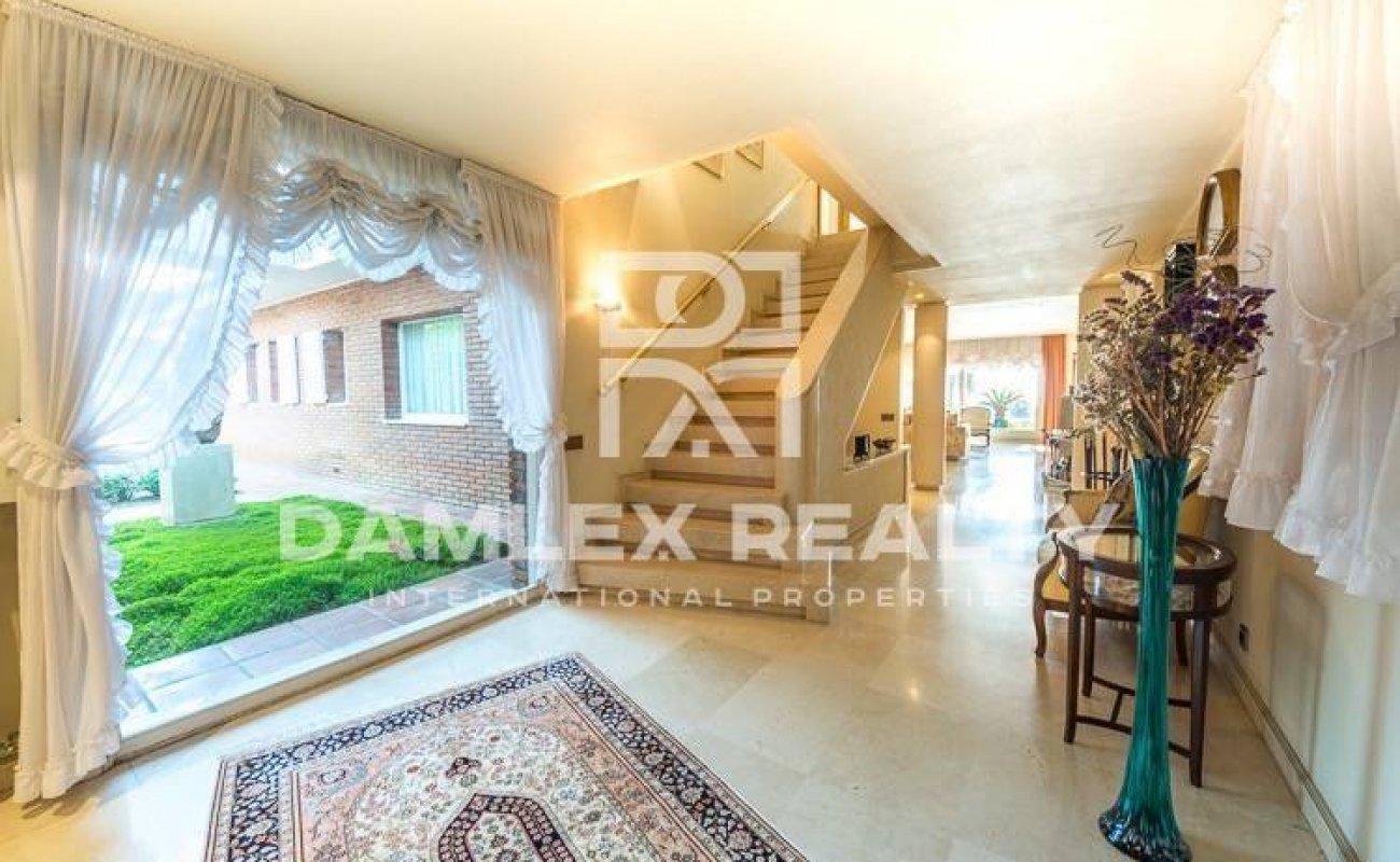 Luxury villa with stunning sea views Sant Andreu de Llavaneres