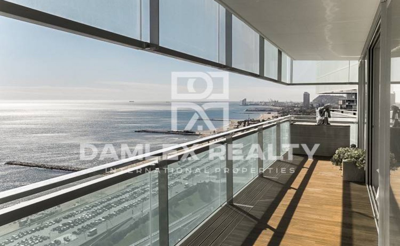 Flat for sale in Diagonal Mar