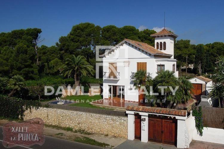 Villa in Sitges
