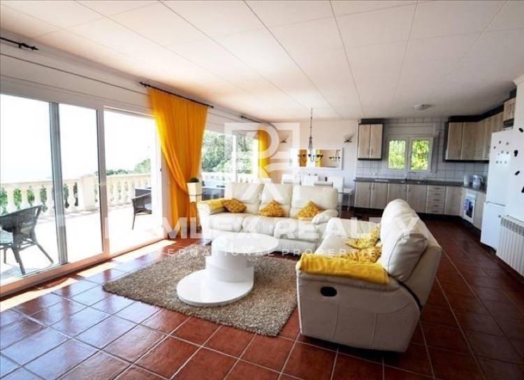 House with sea views in Lloret de Mar. Costa Brava