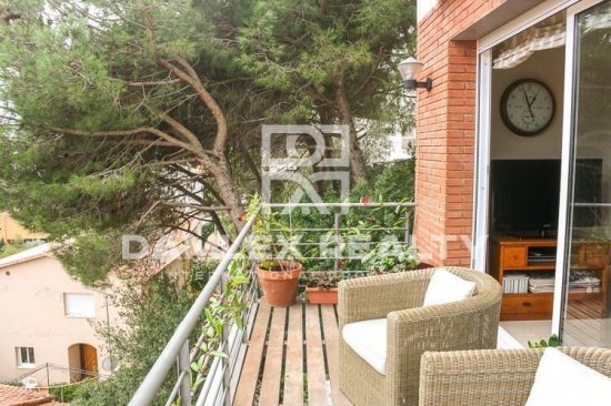 House near the golf course in Sant Andreu de Llavaneres. Costa de Barcelona