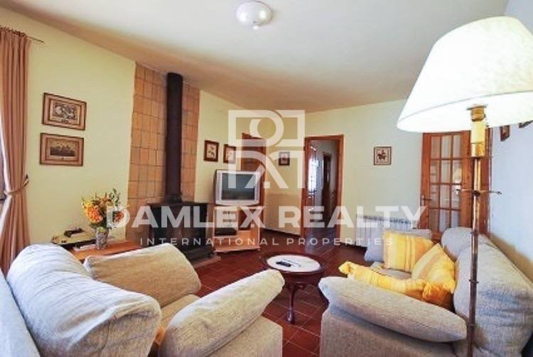 Villa in the urbanization of Lloret de Mar. Costa Brava
