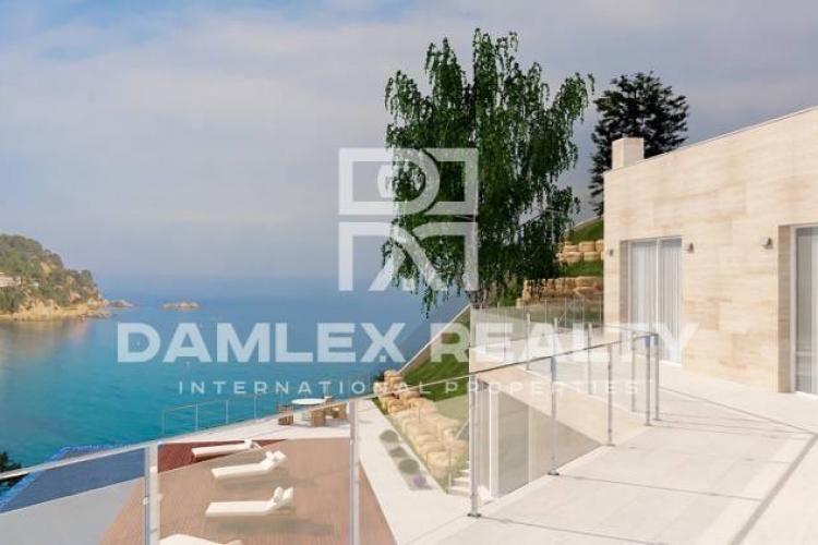 Luxury villa by the beach in Tossa de Mar, Costa Brava
