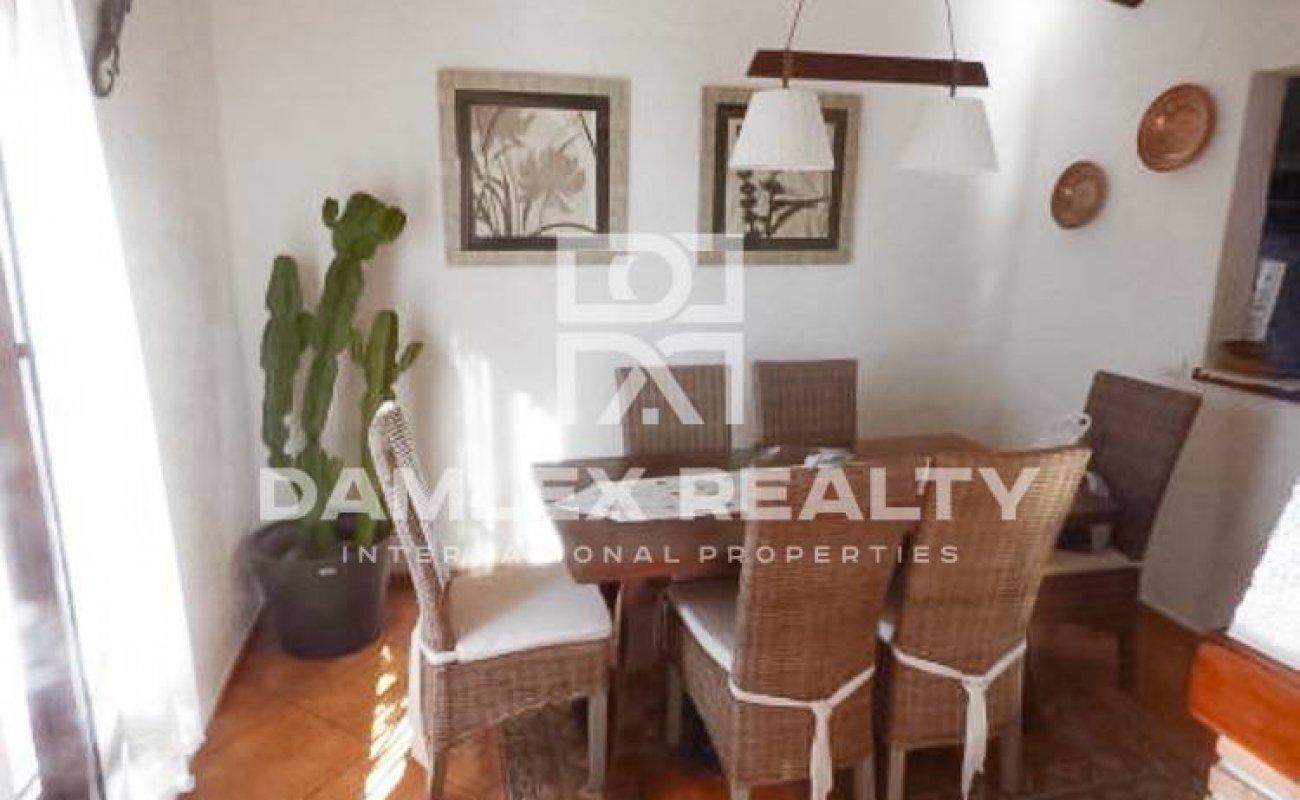 Villa in guarded urbanization of the town of Tossa de Mar. Costa Brava