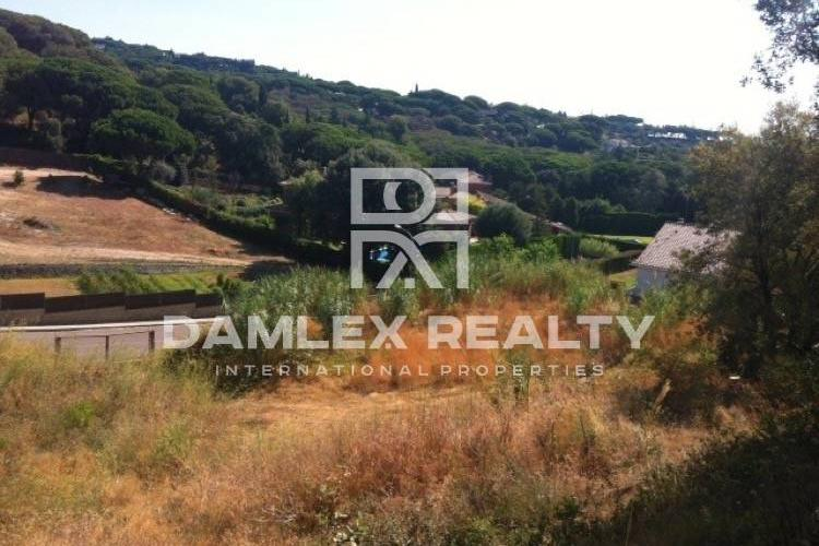 Plot for construction in Costa Maresme