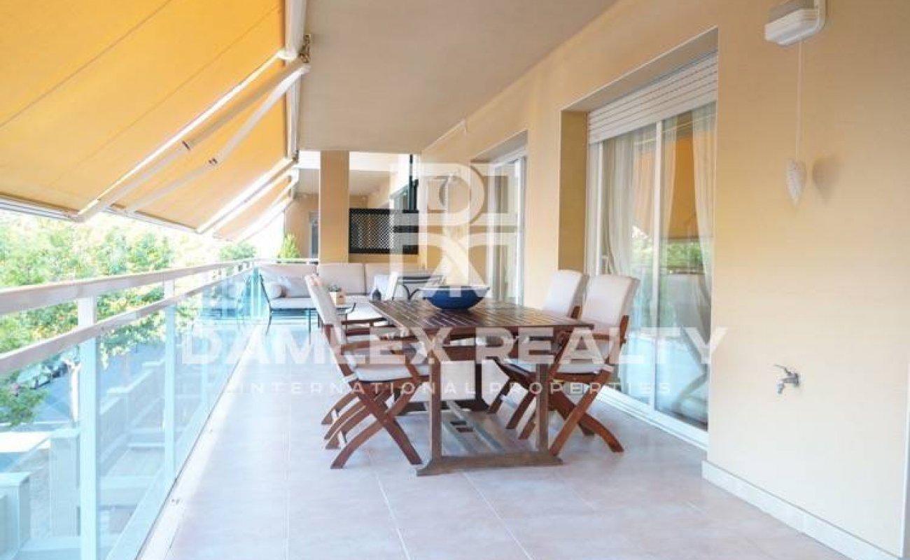Duplex 210 m2 with sea views. Costa Brava