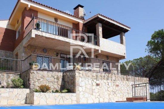 House with sea views in Lloret de Mar.