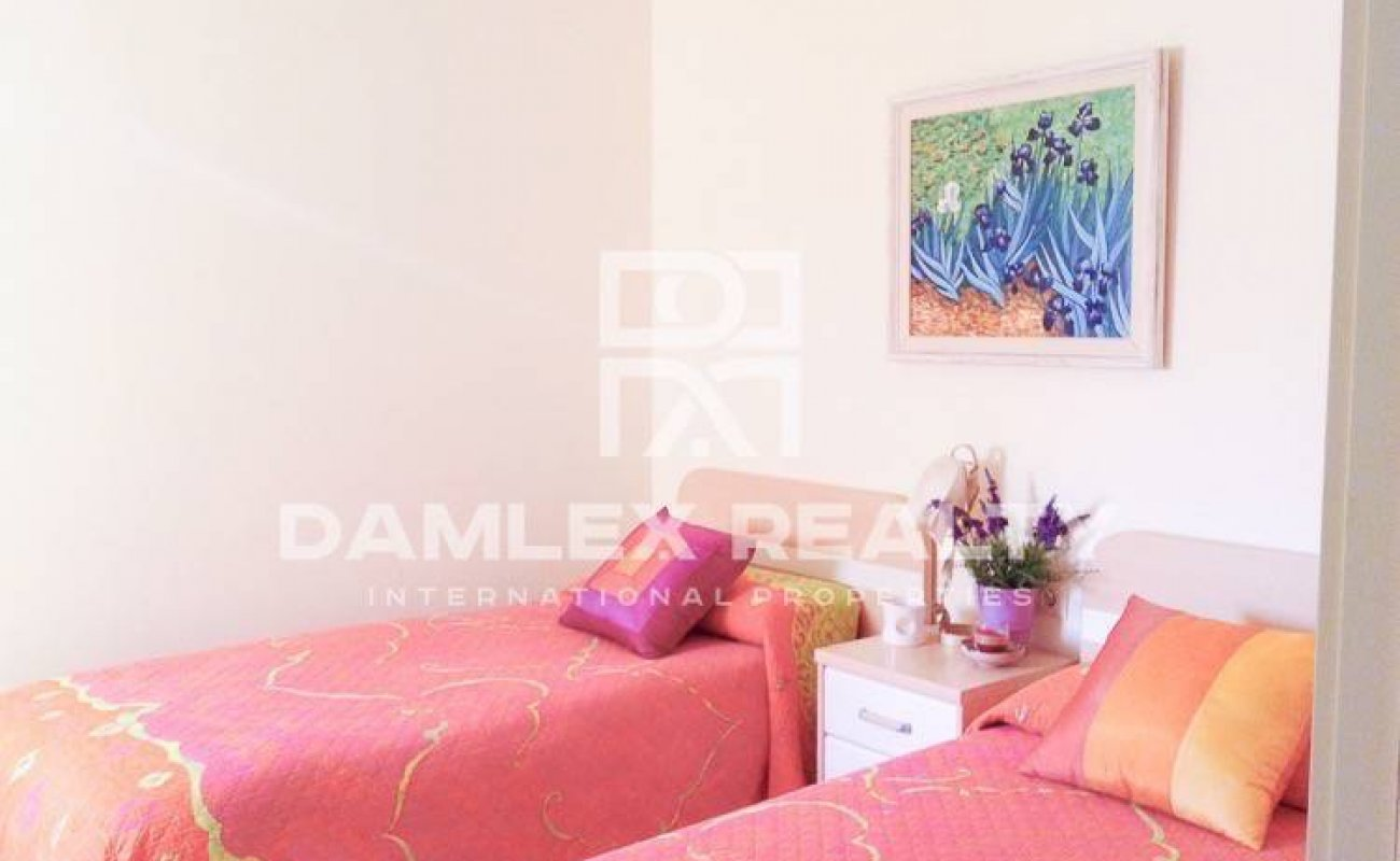 Apartments in Lloret de Mar, just a few minutes walk from the bay.