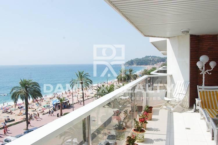 Apartment on the promenade of Lloret de Mar. Costa Brava