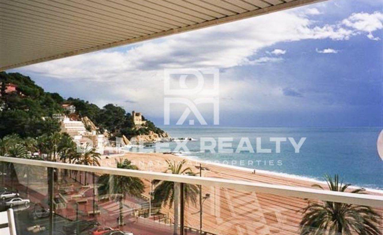 Apartment on the promenade of Lloret de Mar. Costa Brava