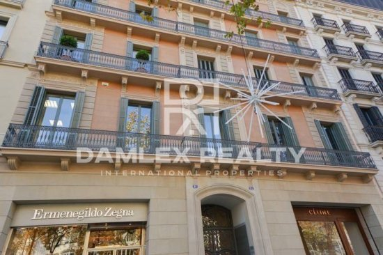 Apartment in the center of Barcelona with an amazing view