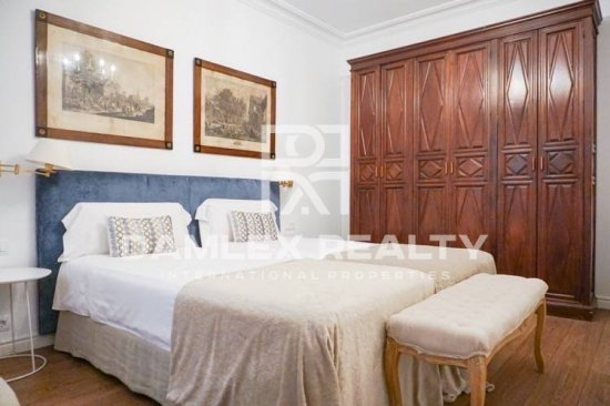 Exclusive apartment on Paseo de Gracia