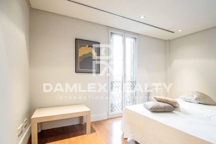 Apartment in the center of Barcelona, on Paseo de Gracia