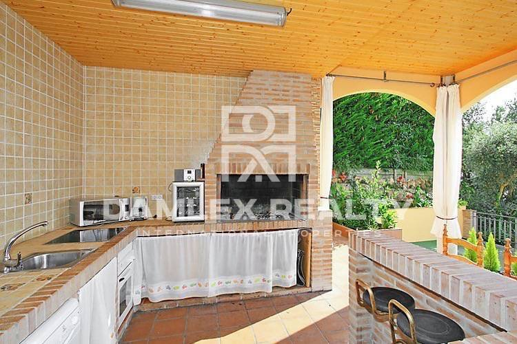 Villa with panoramic views in Lloret de Mar