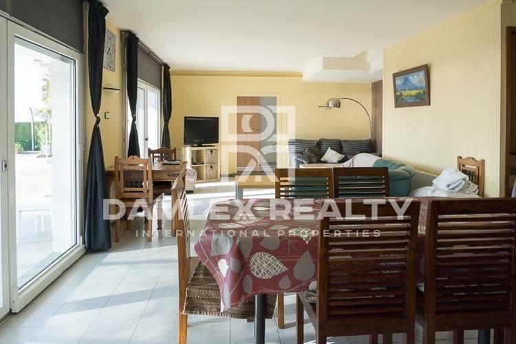 Villa with sea views in Lloret de Mar