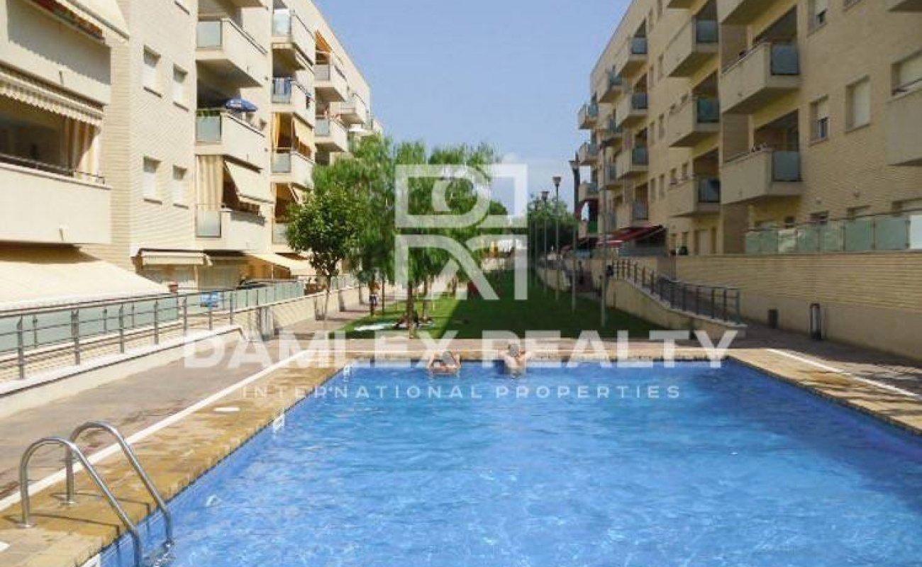 Apartment near the beach in Lloret de Mar