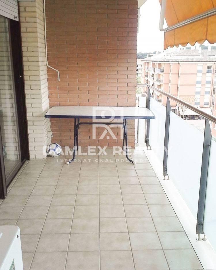 Apartment in a closed residential complex. Lloret de Mar