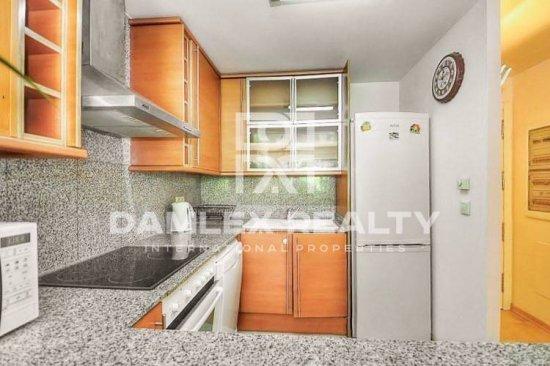 Apartment with private garden in Lloret de Mar