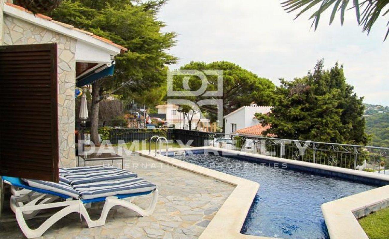House in Costa Brava near the famous beach bay