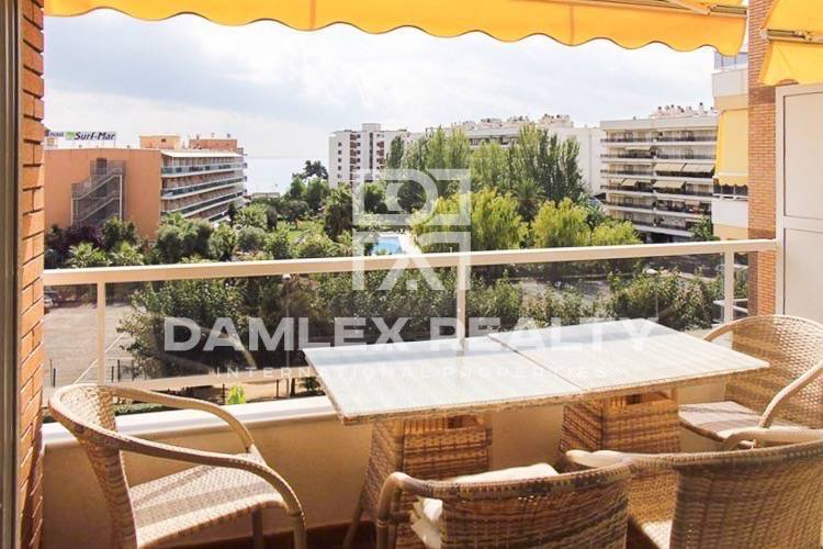 Apartment near the beach in Lloret de Mar