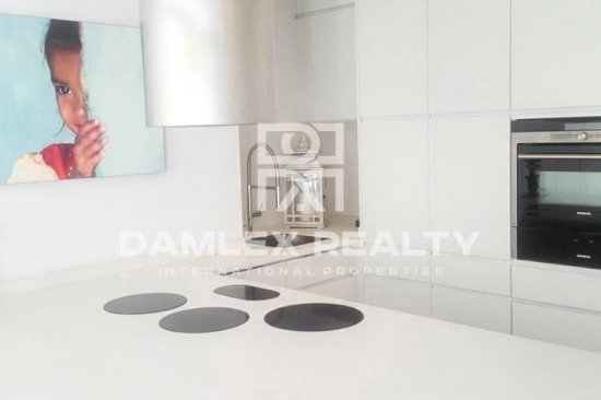 Duplex apartment near the Olympic Village