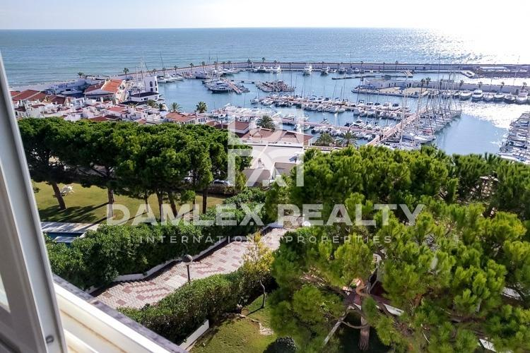 Stunning apartment with sea views in Sitges