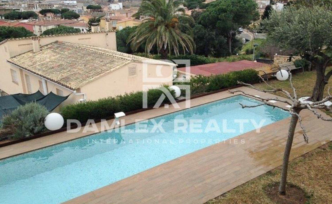 House with panoramic views in Playa de Aro.
