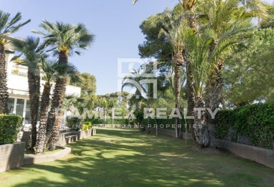 Villa near the beach in Sitges