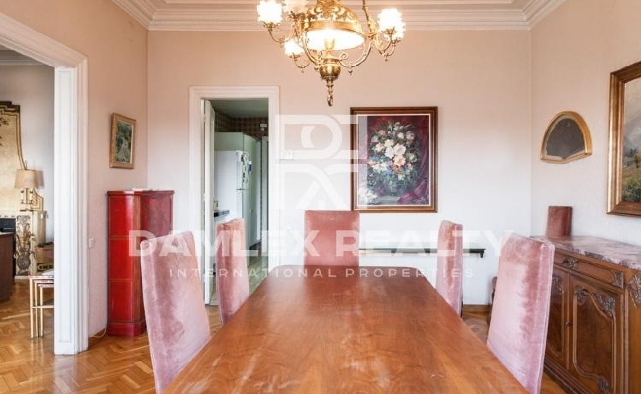 Apartment in Paseo de Gracia. Barcelona
