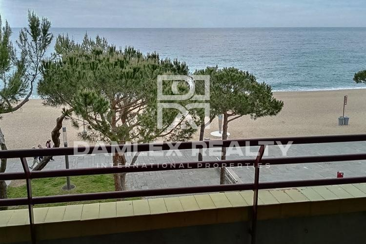 Apartments in front of the beach. Playa de Aro