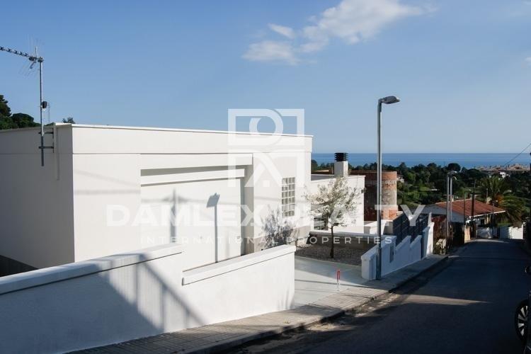 House with sea views in Lloret de Mar