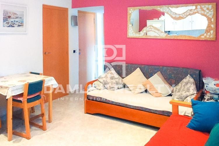 Apartments with sea view. Costa Brava