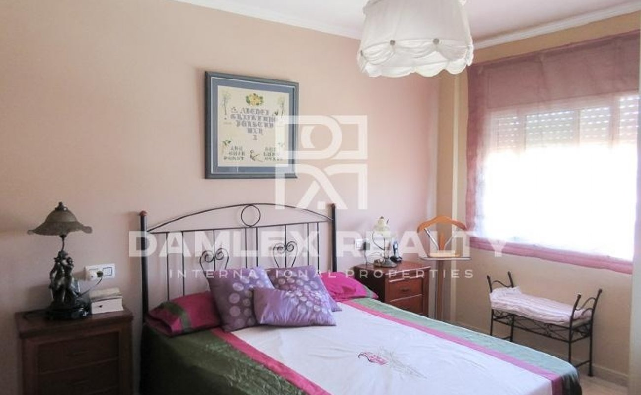 Duplex of 150 m2, 5 minutes from the beach. Costa Brava