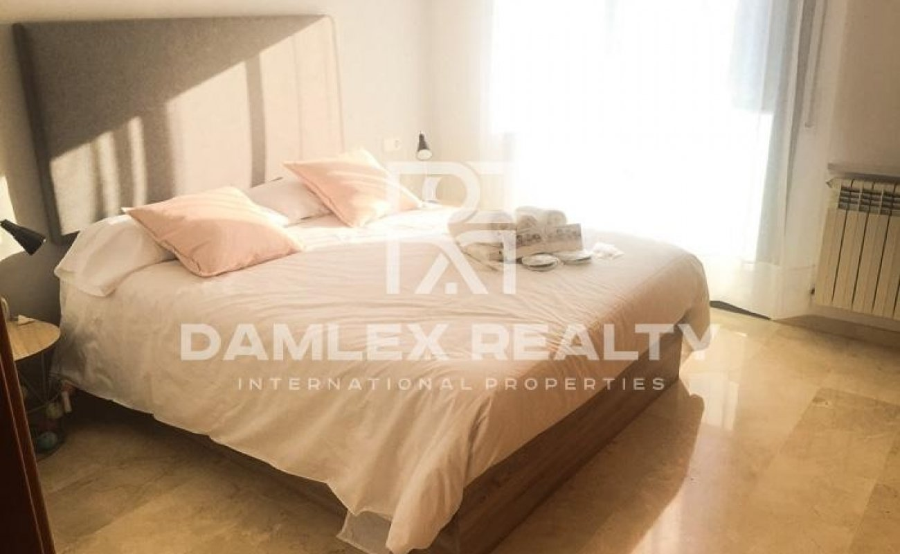 Apartment in Canet de Mar