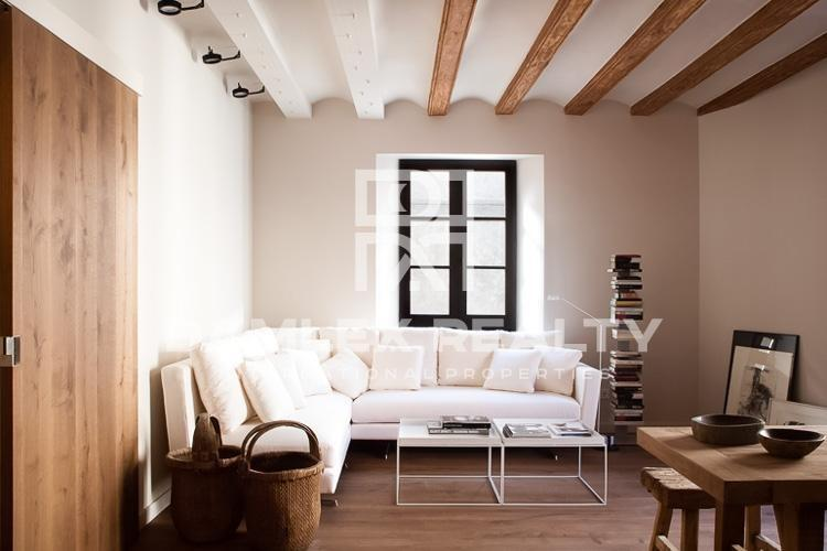 Renovated apartment in the Old Town, Barcelona