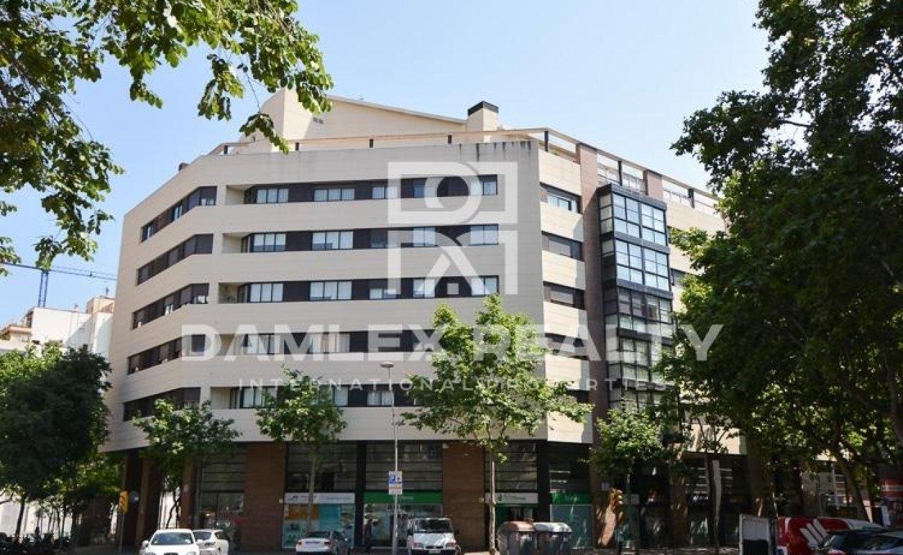 Apartment near the Sagrada Familia, Barcelona.