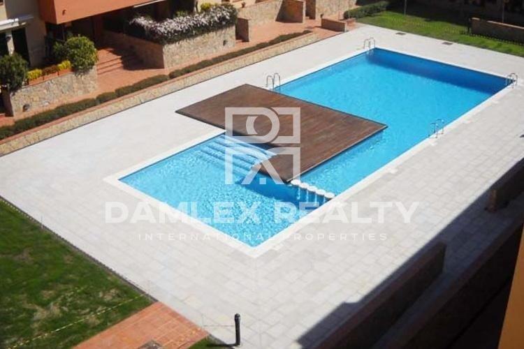 Apartments with a large terrace of 196 m2. Lloret de Mar