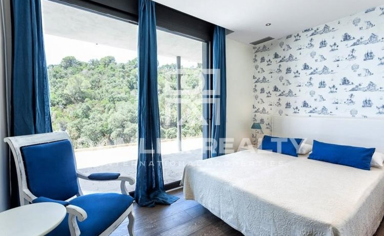 Villa in the best urbanization of Tossa de Mar