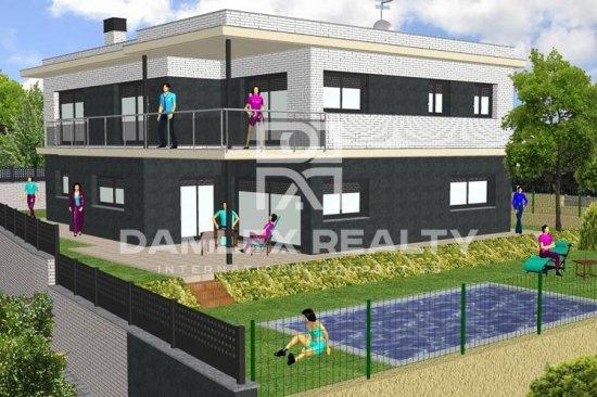 New villas in  Premia de Dalt