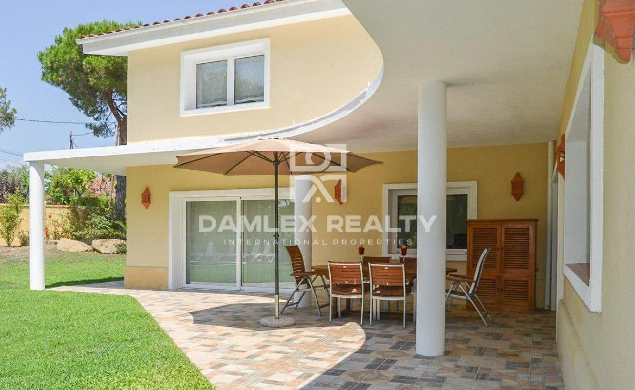 Villa near the beach in Lloret de Mar