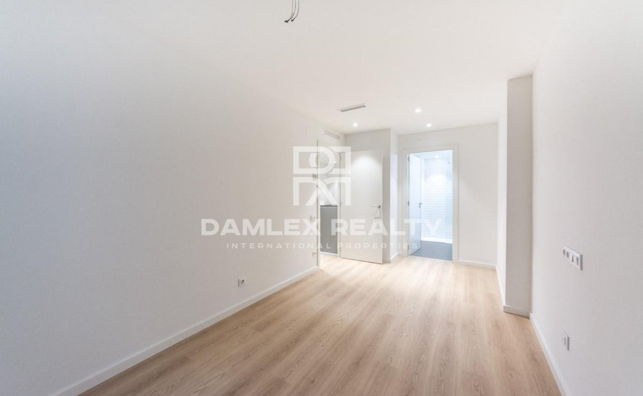 Duplex apartment in Les Corts