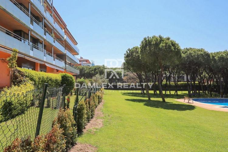 Apartment at 200 meters from the beach. Gava Mar